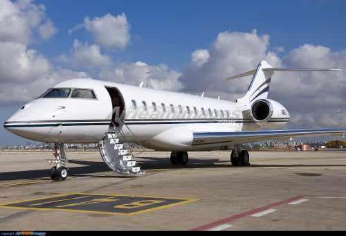 Bola Tinubu Acquire $50Million Private Jet (Former Lagos