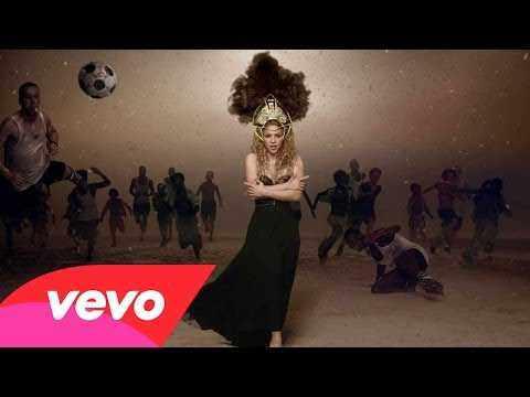 Shakira - La La La : mp3 + Video