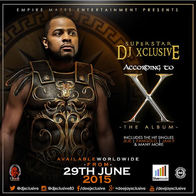 Download MP3: Dj Xclusive - All I See Is Me ft  Phyno