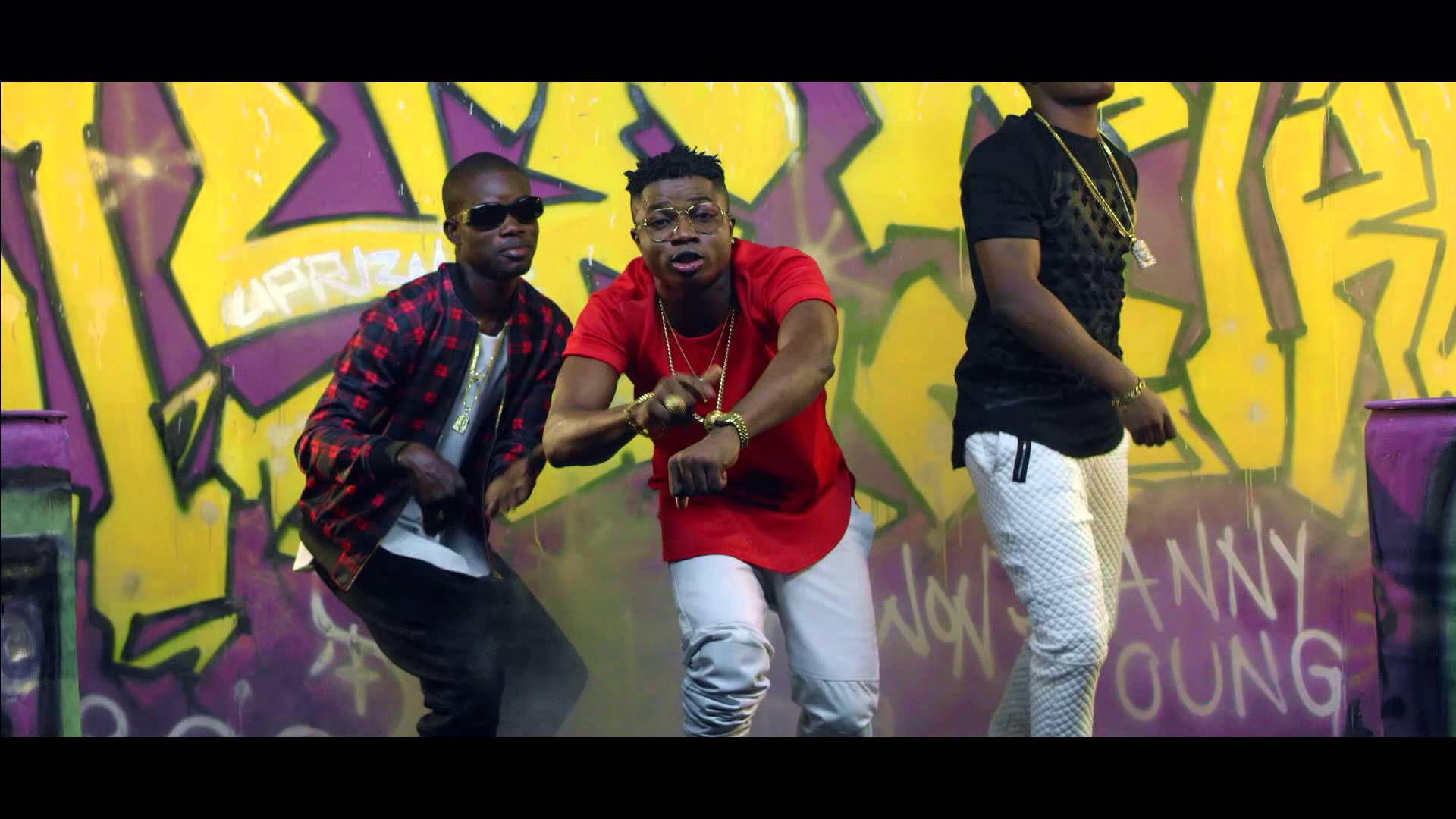 Download Video: Dj Phobia – Aiye Street ft  Jaywon, Danny Young & Ben 7 |  @djphobia11