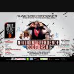 Grand Empire Entertainment x EEMJM Presents NAIJA INDEPENDENCE POOL BASH With SAGAS