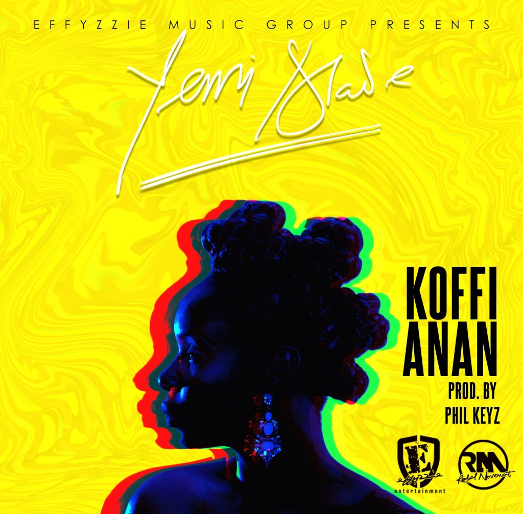 Download MP3: Yemi Alade – Koffi Anan (Freestyle)  