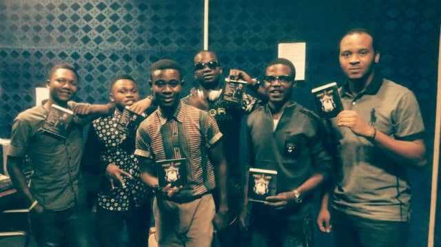 3E (@3E_Eyo) - 100.7FM Interview With Bright Jack