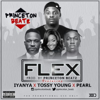 Download MP3: Princeton – Flex ft  Iyanya, Tossy Young & Pearl |