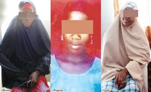 Police Rescue 3 Kidnapped Girls That Were Converted To Islam In Bauchi