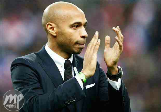 Henry Restates Ambition to be Arsenal manager