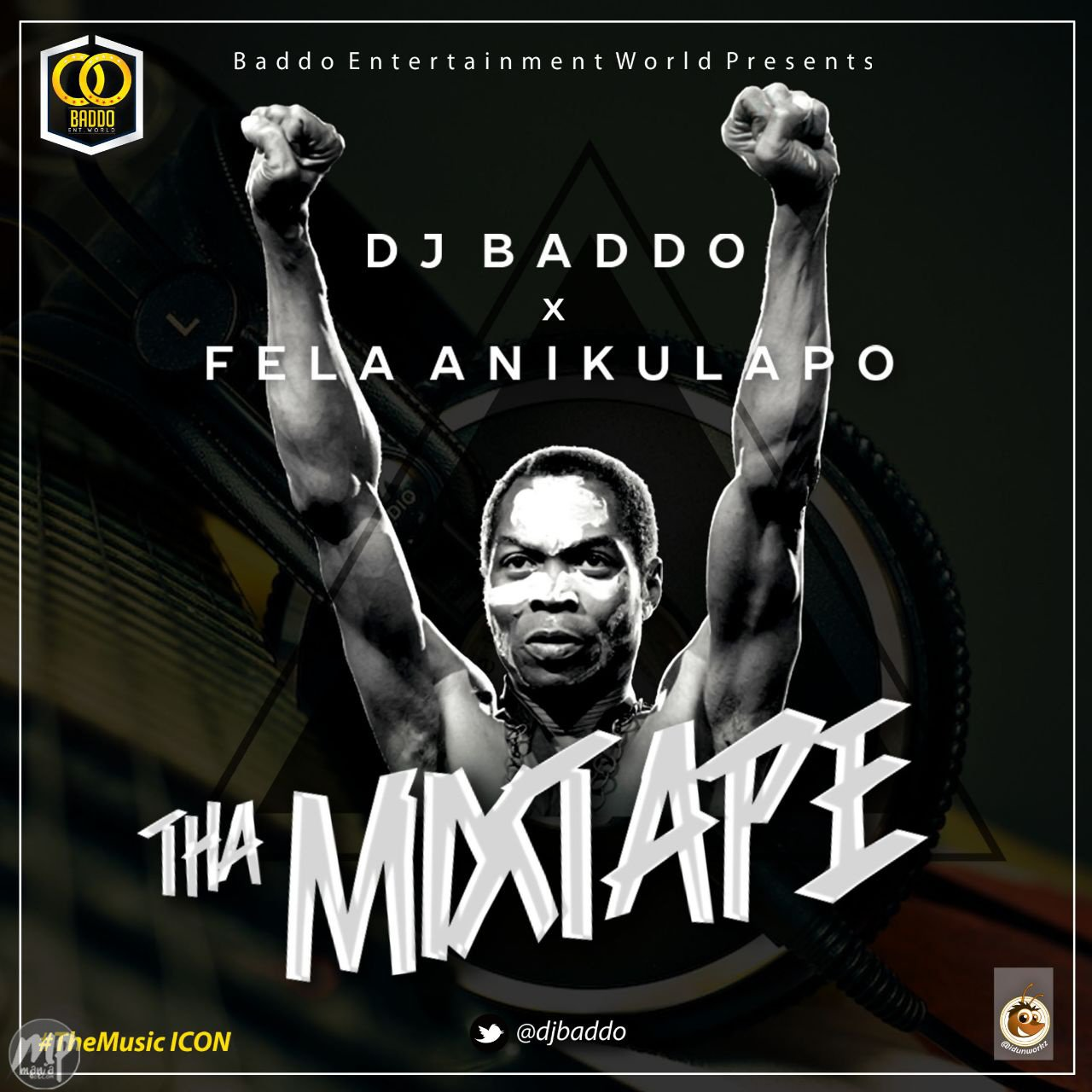 Download MP3: Dj Baddo – Best Of Fela Mixtape |