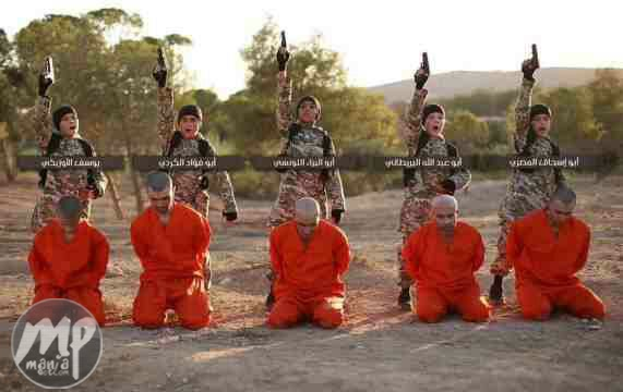 ISIS video reveals children including British kids executing prisoners