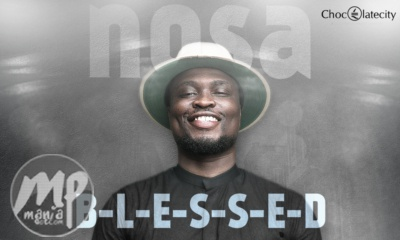 Lyric Video/MP3: Nosa - Blessed + God is Good