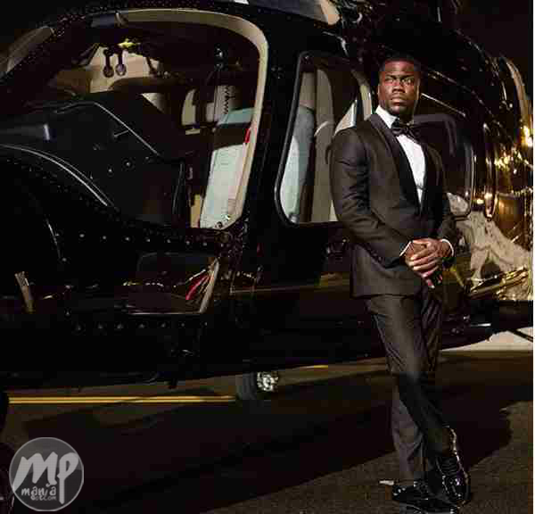 Kevin Hart is no 1 on Forbes World's Highest-Paid Comedians 2016 List