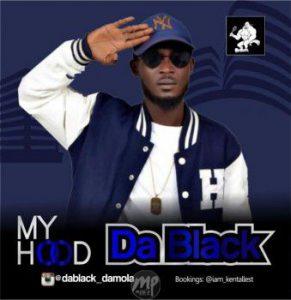 Da-Black-My-Hood-291x300 Da Black - My Hood