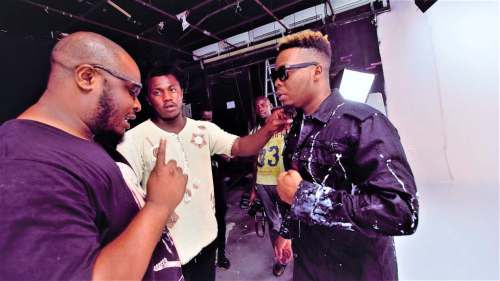 Celebrity Stylist KenEpisode1 Talks About His Career, Taking