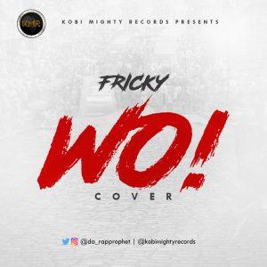 Fricky-Artwork-300x300-1 MP3: Fricky - Wo! (Cover)