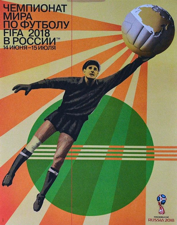 The-official-poster-for-the-2018-FIFA-Wo Football Fans Show support as FIFA unveils official World Cup 2018 poster