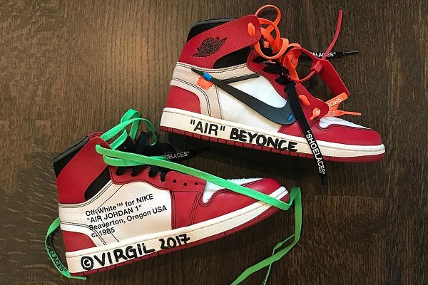 Beyonce Receives Personal Custom Made 4k Air Jordans