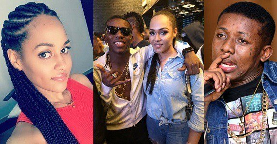 tania-omotayo27341521 'Small Doctor's song Destroyed My Destiny' - Wizkid's Ex, Tania Says