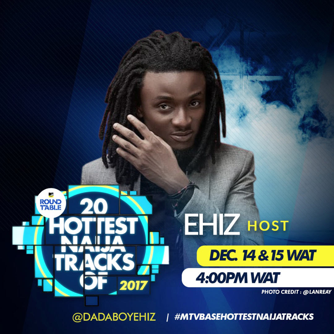 unnamed-1 MTV Base Unveils Panel to Select Hottest Nigerian Song of 2017