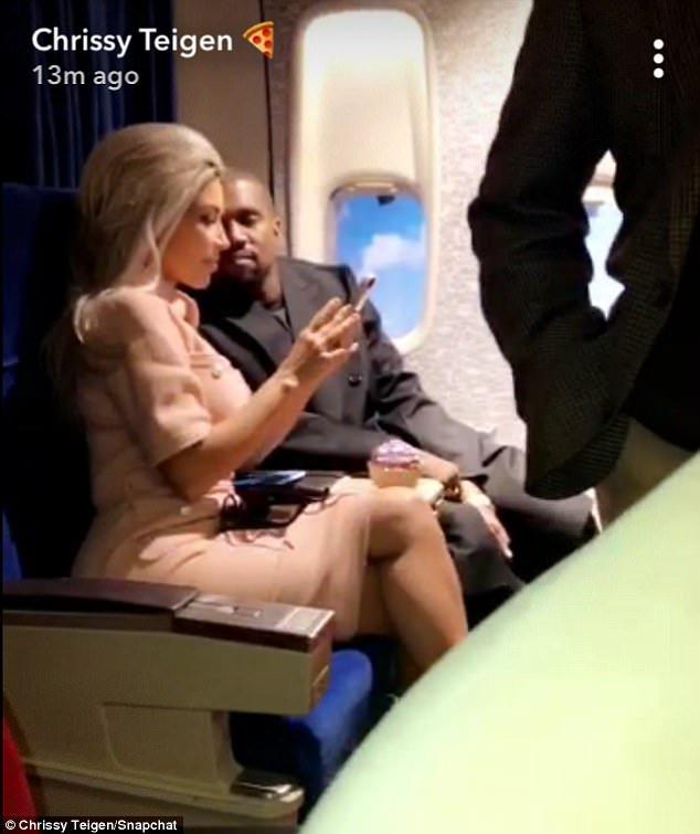 wp-image-1359440404 Rekindled Love! Kim Kardashian & Kanye West All Loved Up (Photos)