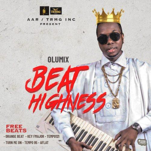 Instrumentals) Olumix - Beat Highness (Free Beats)