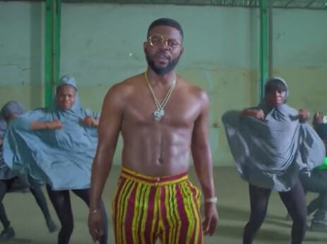 """Nigerian Rapper, Falz might Sue The NBC for Banning """"This Is Nigeria"""""""