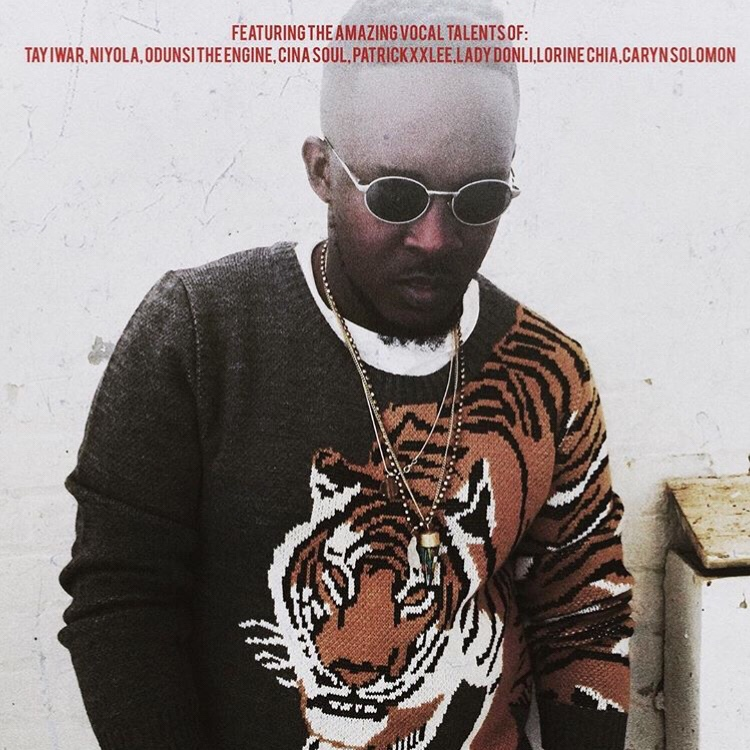 "MI Abaga Unveils Track list for His ""Yung Denzel"" Album"