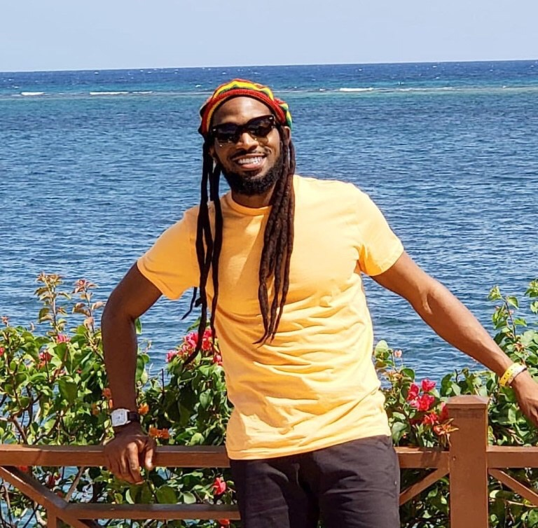 Vacation in Jamaica: D'banj Rocks Dreds in New Photos