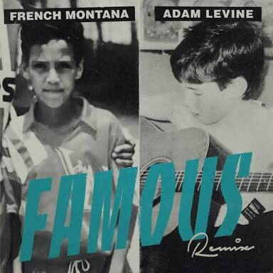 (Music Video) French Montana - Famous (Remix)  (ft. Adam Levine)