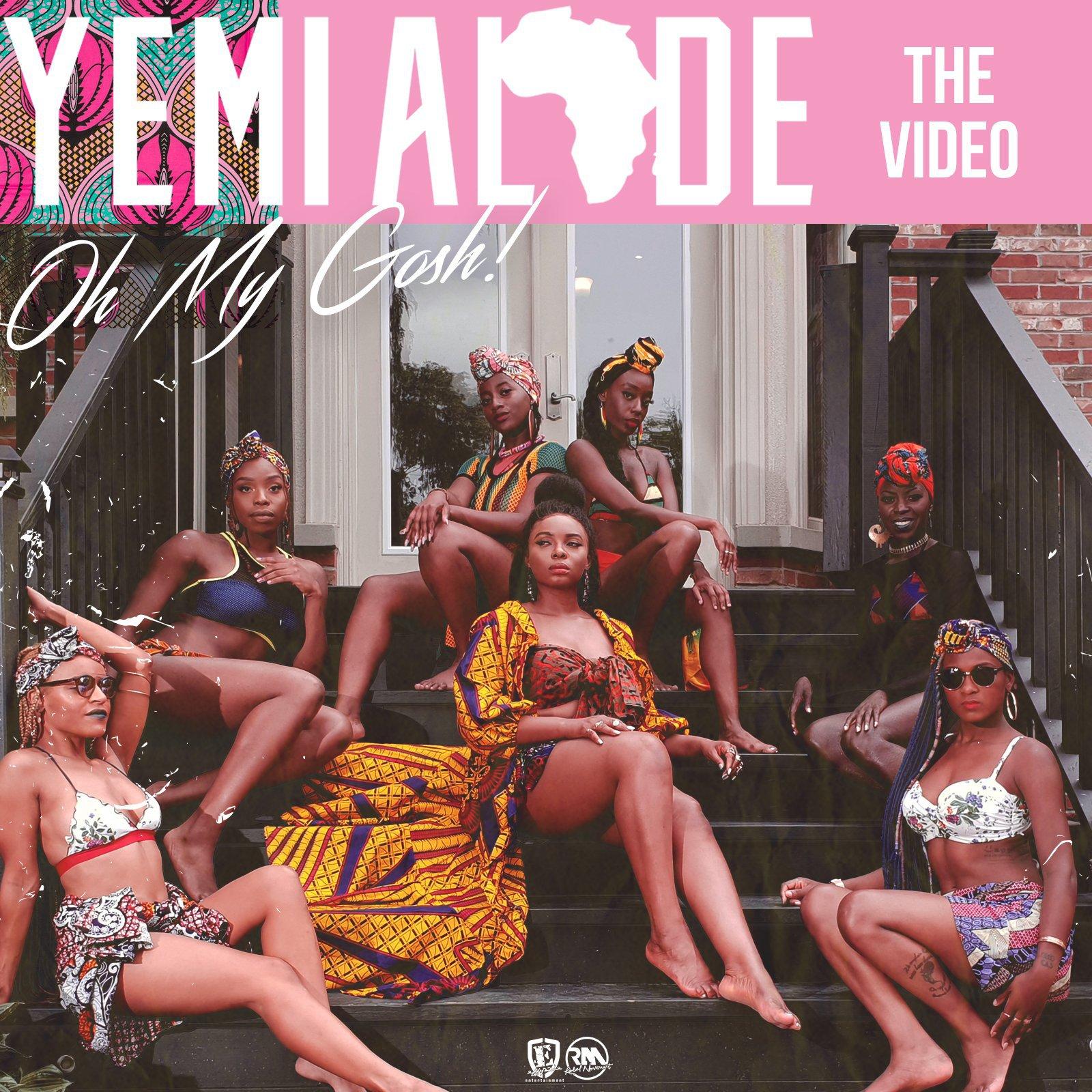 (Music Video) Yemi Alade - Oh My Gosh