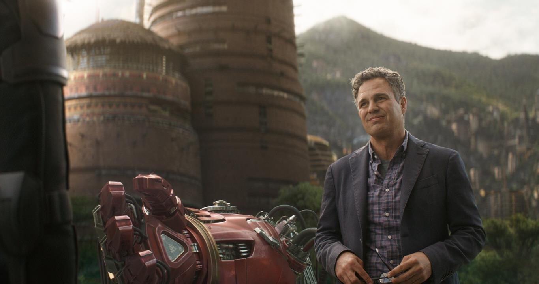"""Avengers 4 'A Very Living Organism' During Reshoots"" - Mark Ruffalo"