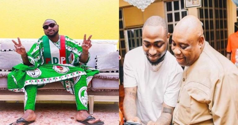 Davido reacts to INEC's declaration of Osun Governorship Election as Inconclusive