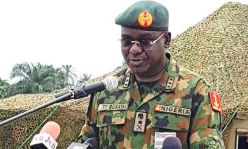Nigerian Army deploys 197 soldiers for Gambian Peace Mission