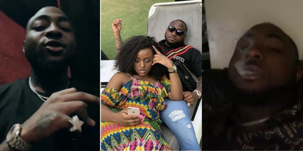 """Never Drinking Again"""" - Davido's Chioma shares with sexy Photos"""