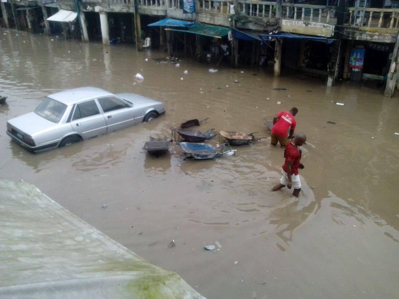 Image result for abia state flood