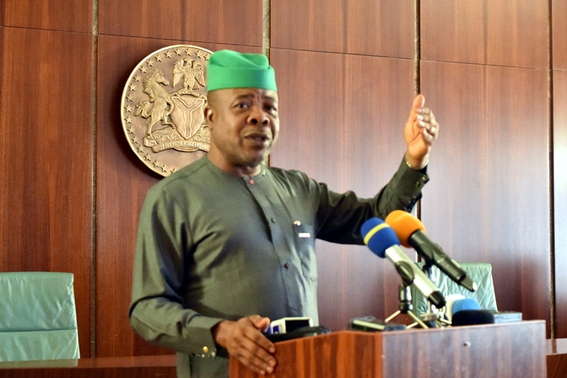 FULL TEXT: Independence day speech by Governor Emeka Ihedioha