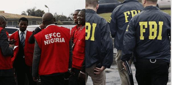 Image result for EFCC FBI