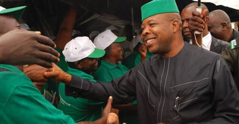 Imo state: Governor Emeka Ihedioha restores workers full salary