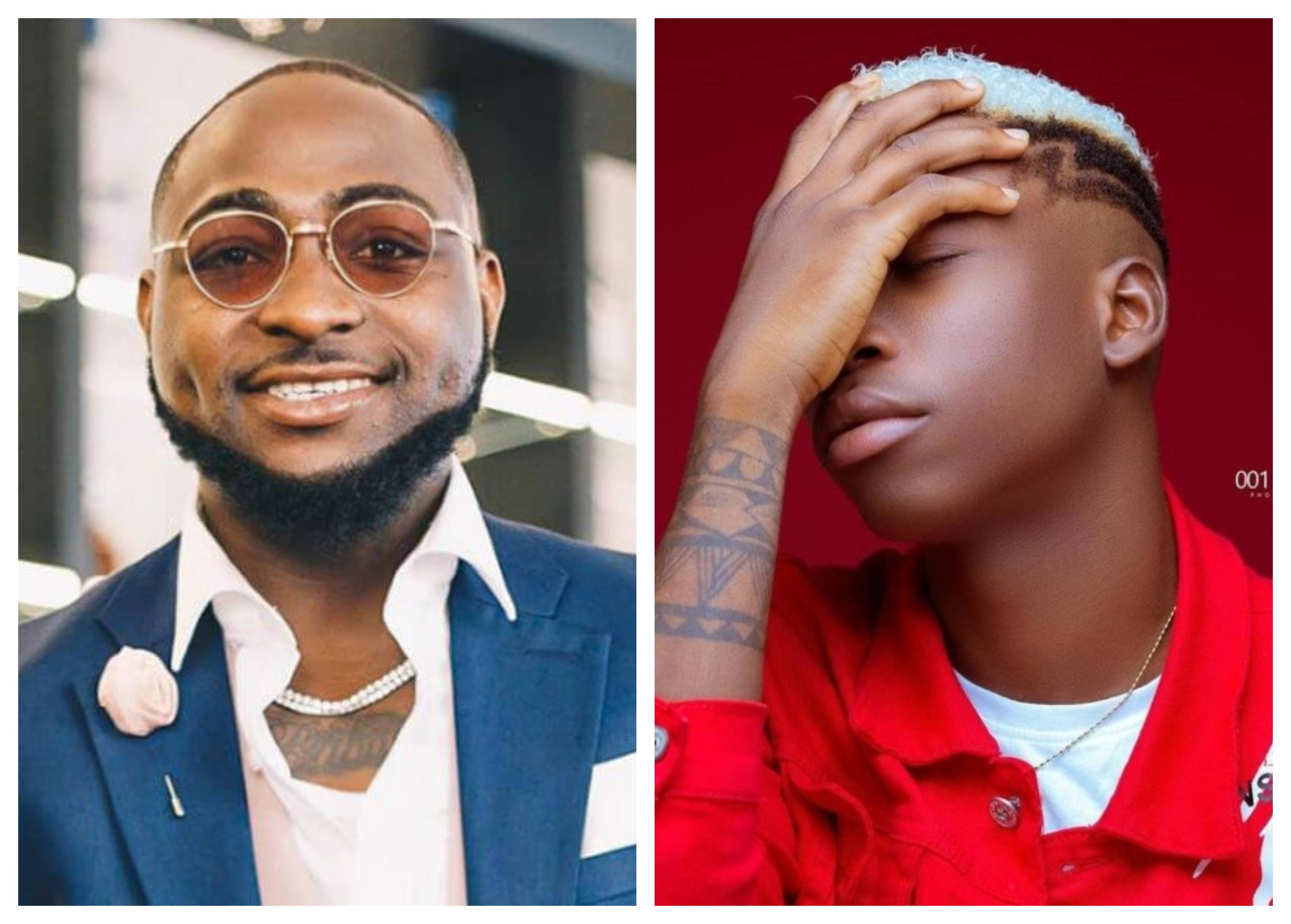 Image result wey dey for Davido Signs Lil Frosh to DMW/AMW Record Label