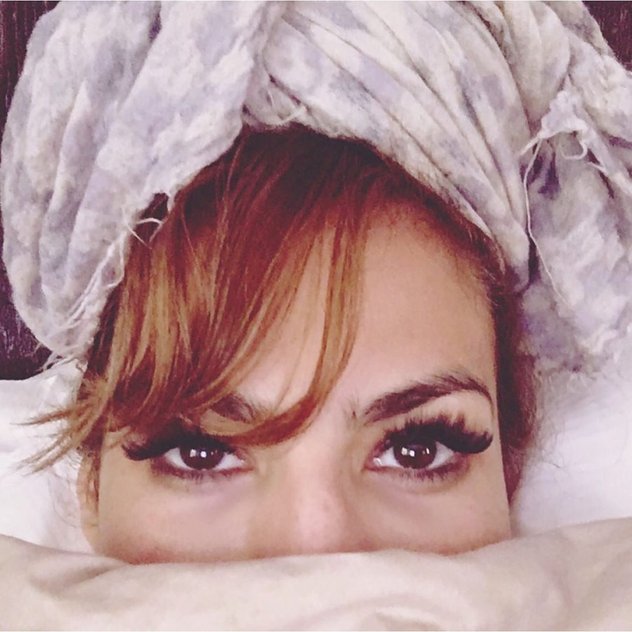 Eva Mendes Hides From Daughters Instagram