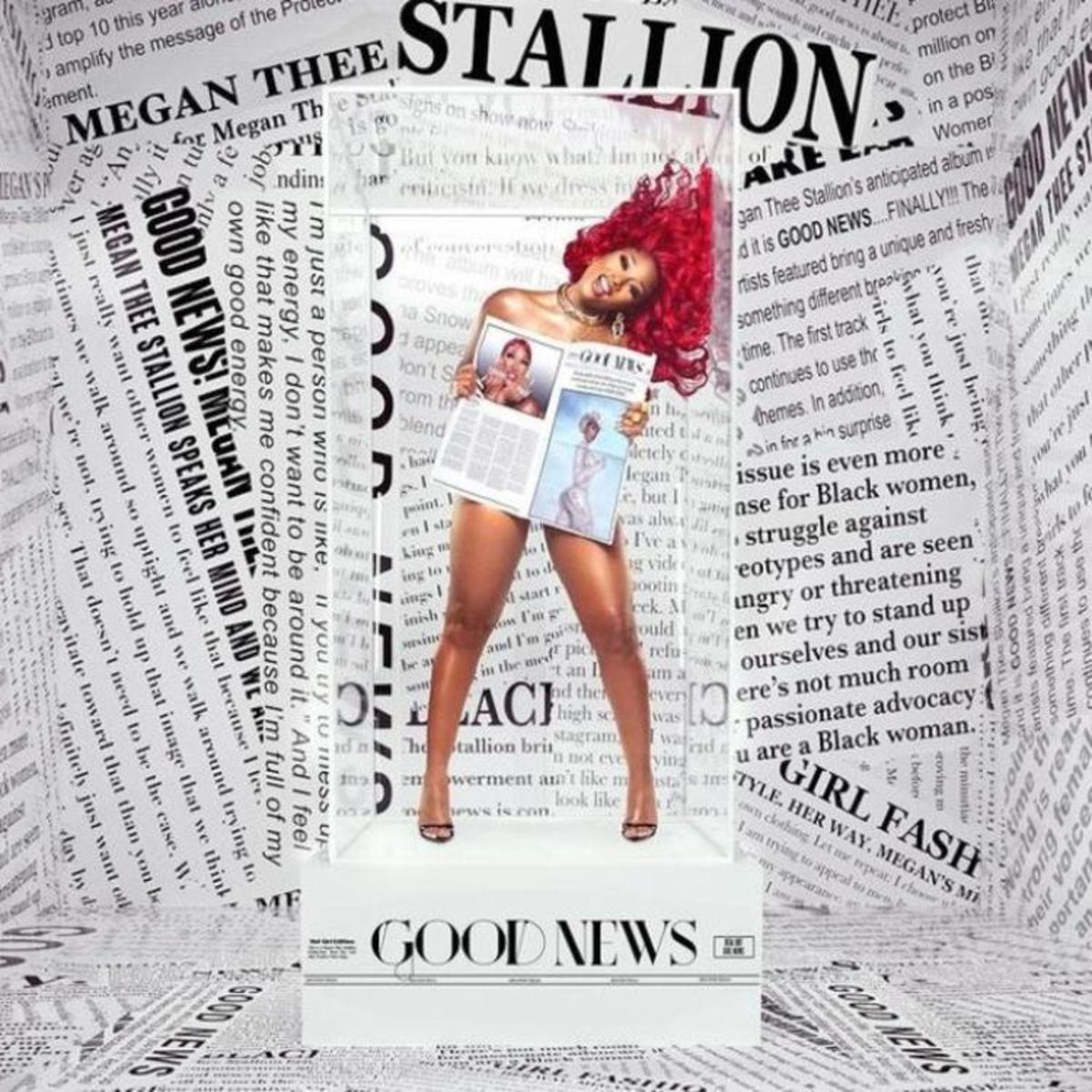 Megan Thee Stallion Freaky Girls